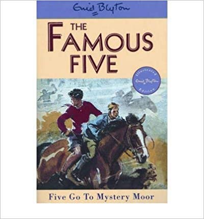 [ Five Go to Mystery Moor ] [ FIVE GO TO MYSTERY MOOR ] - (PB)
